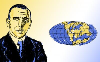 Pioneers in science: Alfred Wegener